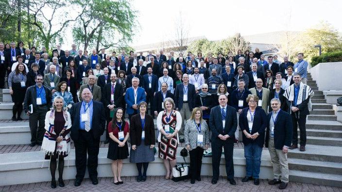 Group shot of participants at Scheidt seminar - 2016