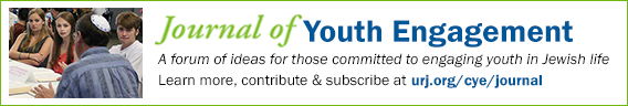 Journal of Youth Engagement